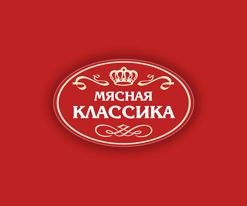 Логотип Мясная лавка