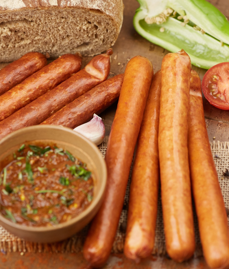 Колбаски для жарки и гриля