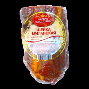 Деликатесы. Шейка МИЛАНСКАЯ