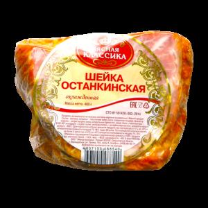 Деликатесы. Шейка ОСТАНКИНСКАЯ
